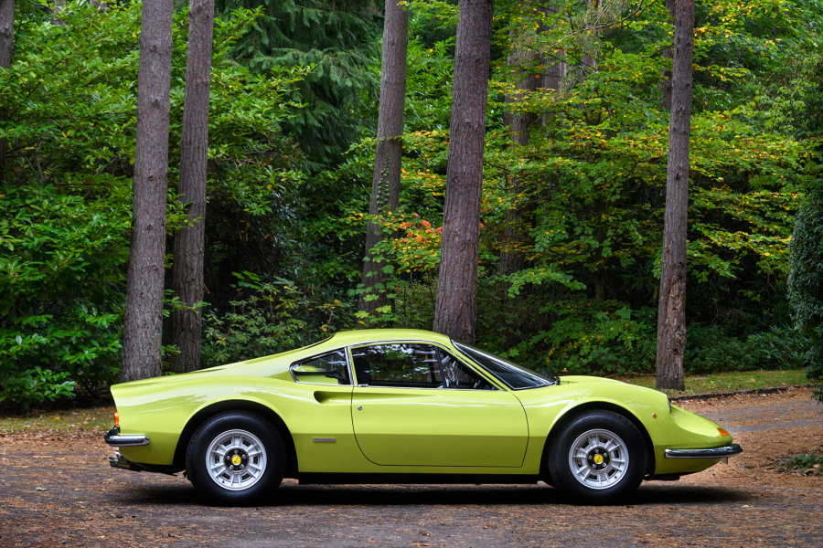 Classic & Sports Car – Dino celebration coming to London Concours