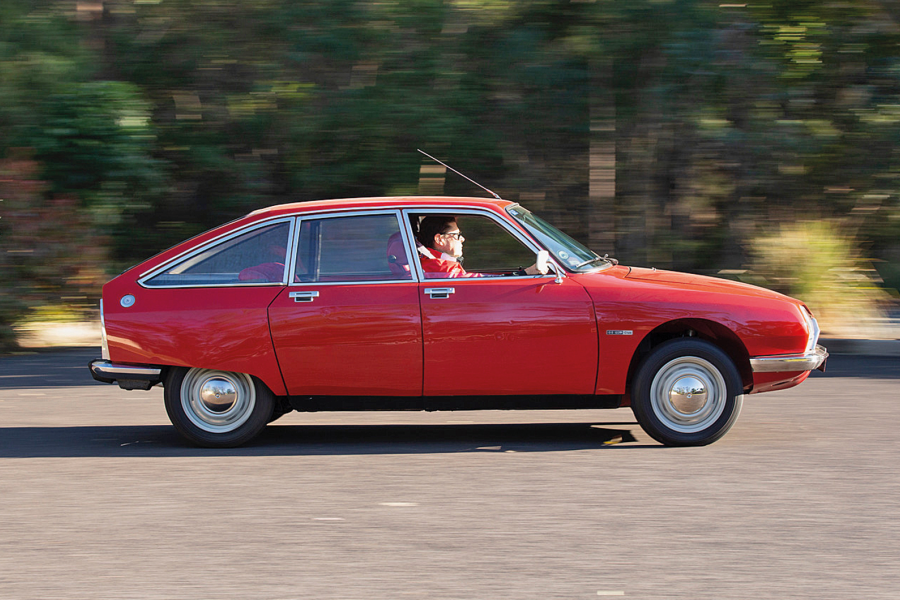 Classic & Sports Car – Your classic: Citroën GS 1220 Club