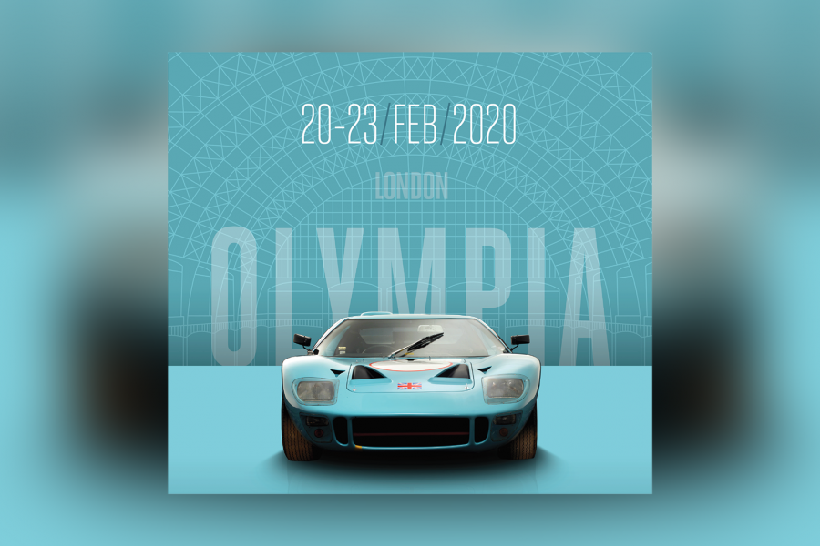 Classic & Sports Car – 8 reasons to visit The London Classic Car Show 2020