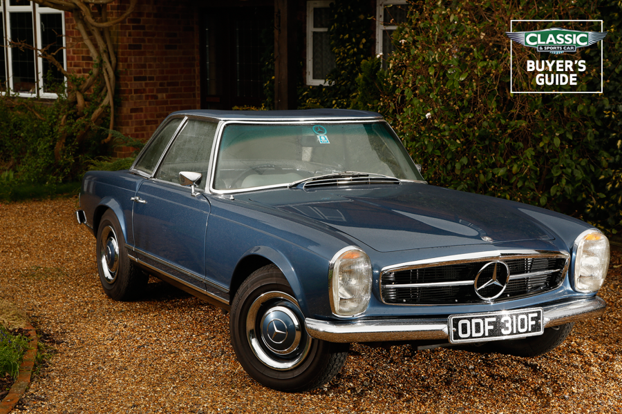 Classic & Sports Car – Buyer's guide: Mercedes-Benz 230-280SL 'Pagoda'