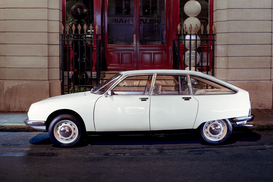 The Citroën GS celebrates its 50th birthday in 2020
