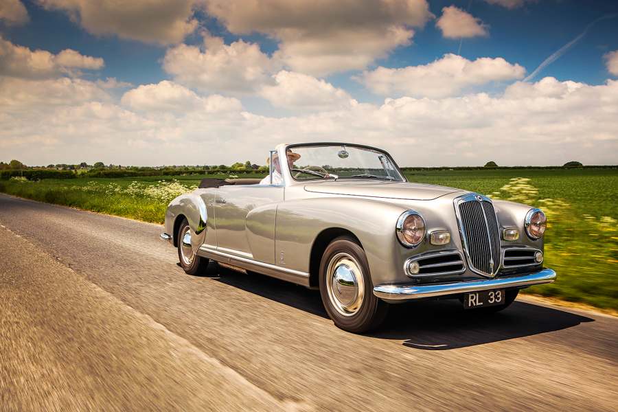 Classic & Sports Car – Falling in love again with the Lancia Aurelia B50 Cabriolet