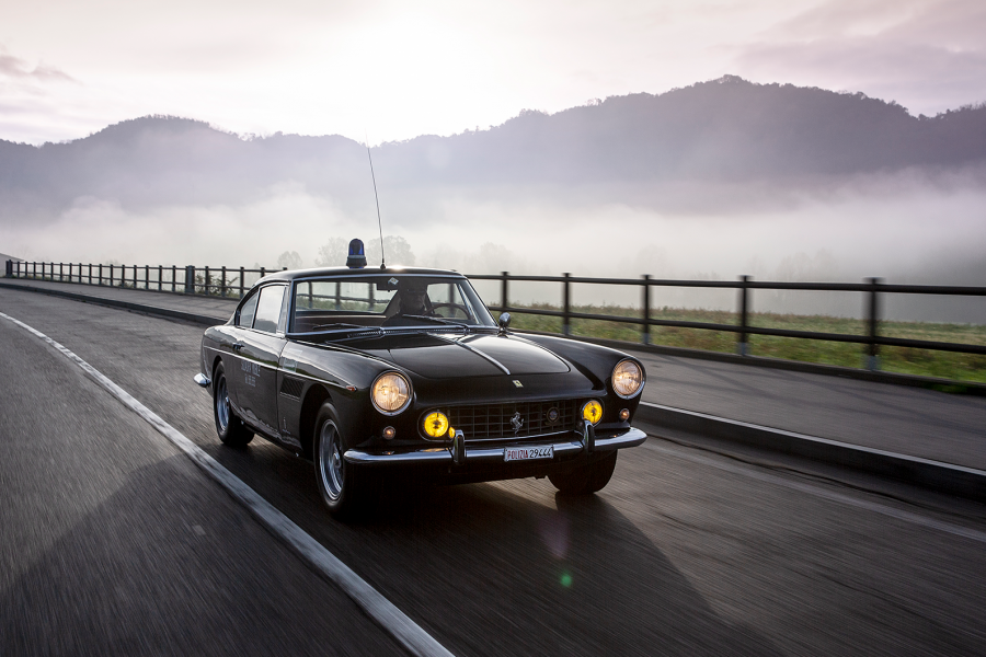 Classic & Sports Car – The world's most glamorous police car is for sale