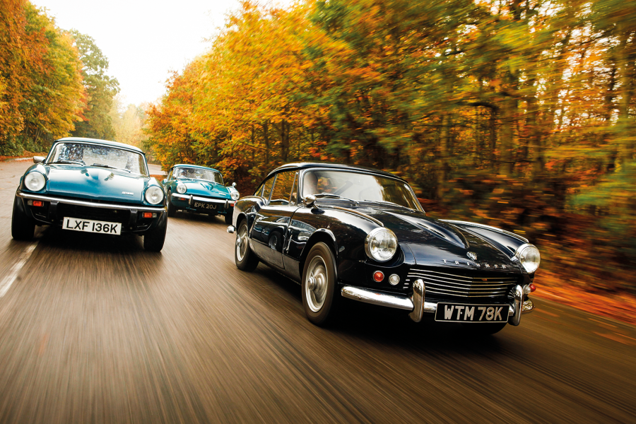 Classic & Sports Car – Triumph GT6: Canley's super six