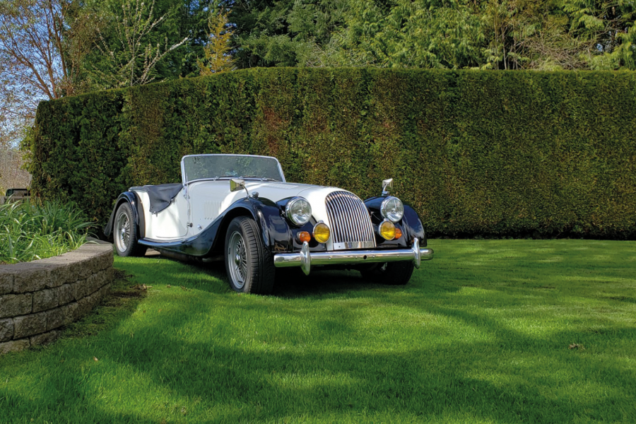 Classic & Sports Car – Your classic: Morgan Plus 8