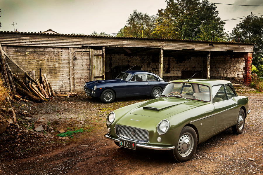 Classic & Sports Car – Six of the best: AC Greyhound vs Bristol 406 Zagato