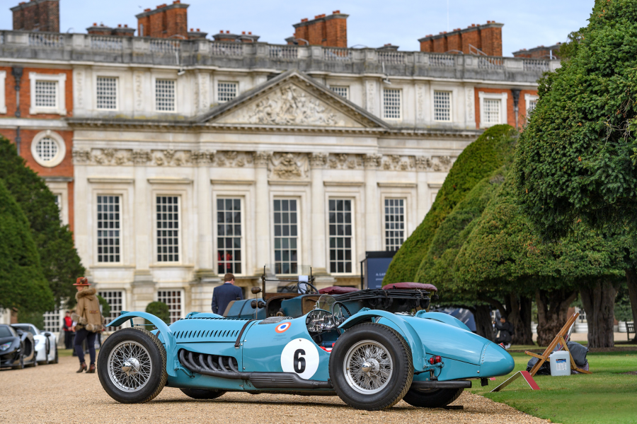 Classic & Sports Car – Confirmed: Concours of Elegance 2020 is on