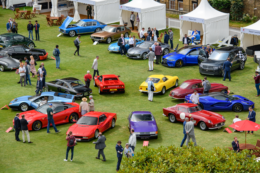 Classic & Sports Car – Confirmed: London Concours 2020 is going ahead