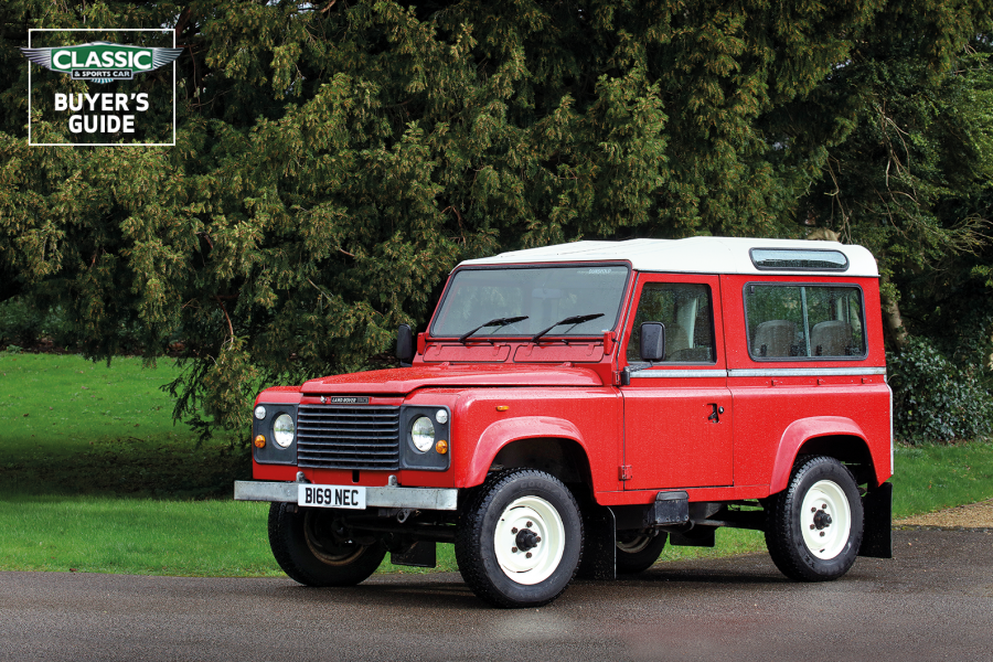 Classic & Sports Car – Land Rover 90, 110 and Defender buyer's guide