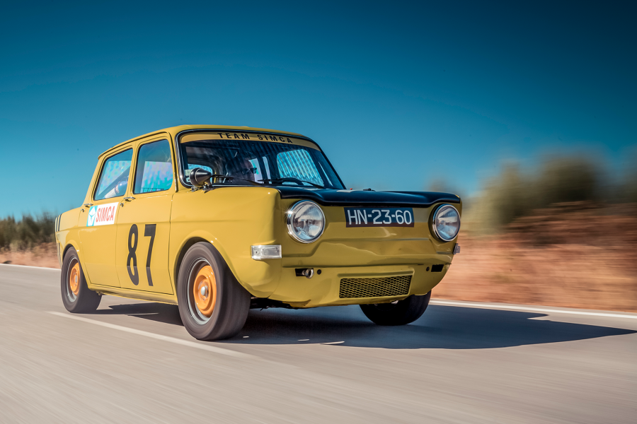 Classic & Sports Car – Patience pays: Simca 1000 Rallye 2