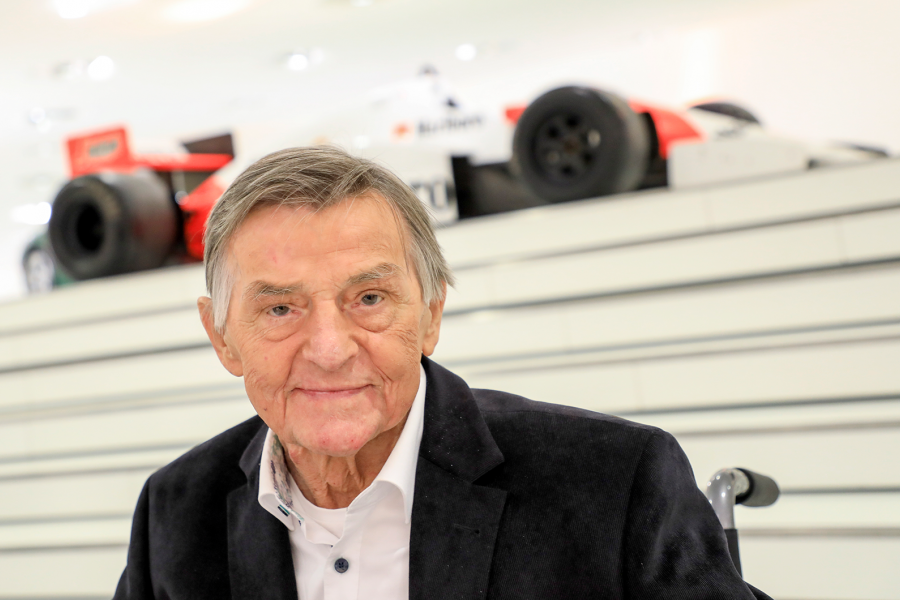 Classic & Sports Car – RIP Hans Mezger 1929-2020