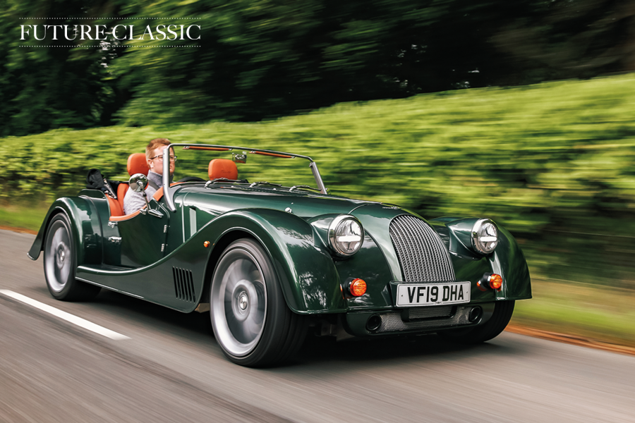 Classic & Sports Car – Future classic: Morgan Plus Six