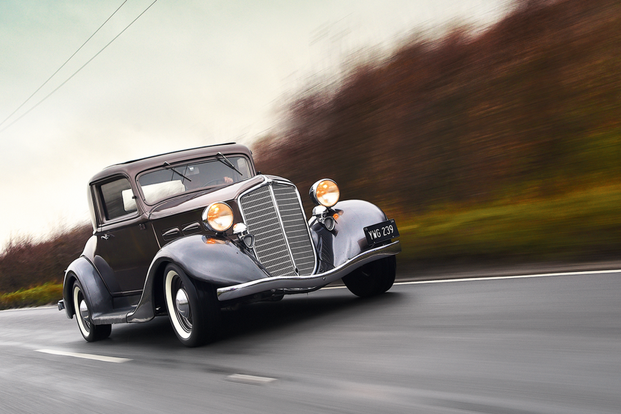 Classic & Sports Car – Meet the rare Reo Flying Cloud that proves originality isn't always best