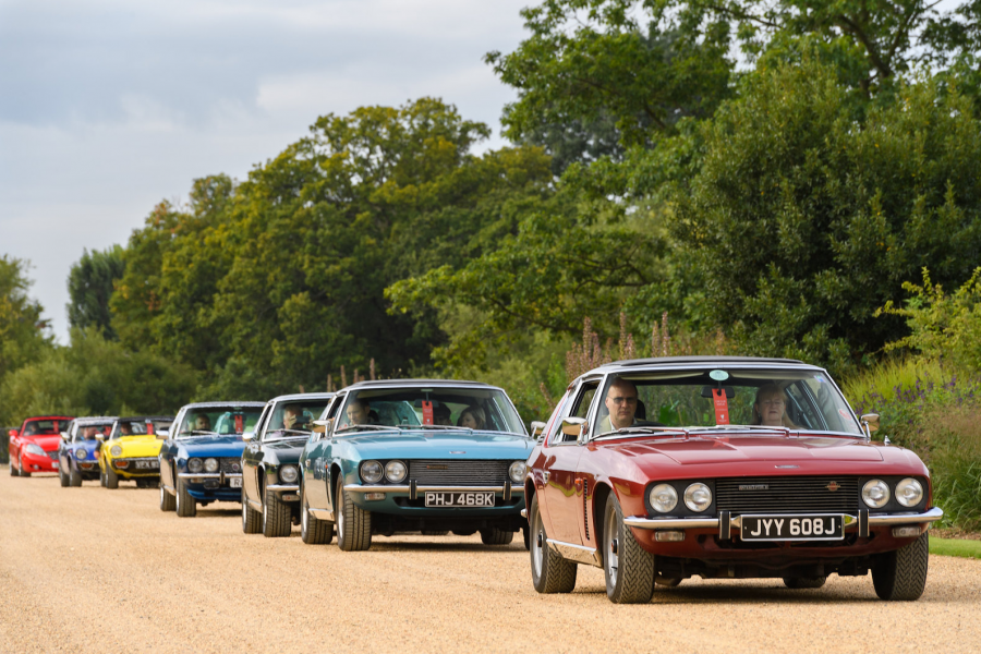 Classic & Sports Car – Wanted: club members to vie for concours glory