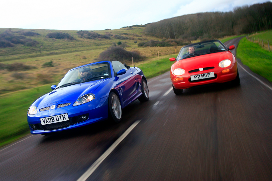 Classic & Sports Car – Why now is the time to buy an MGF