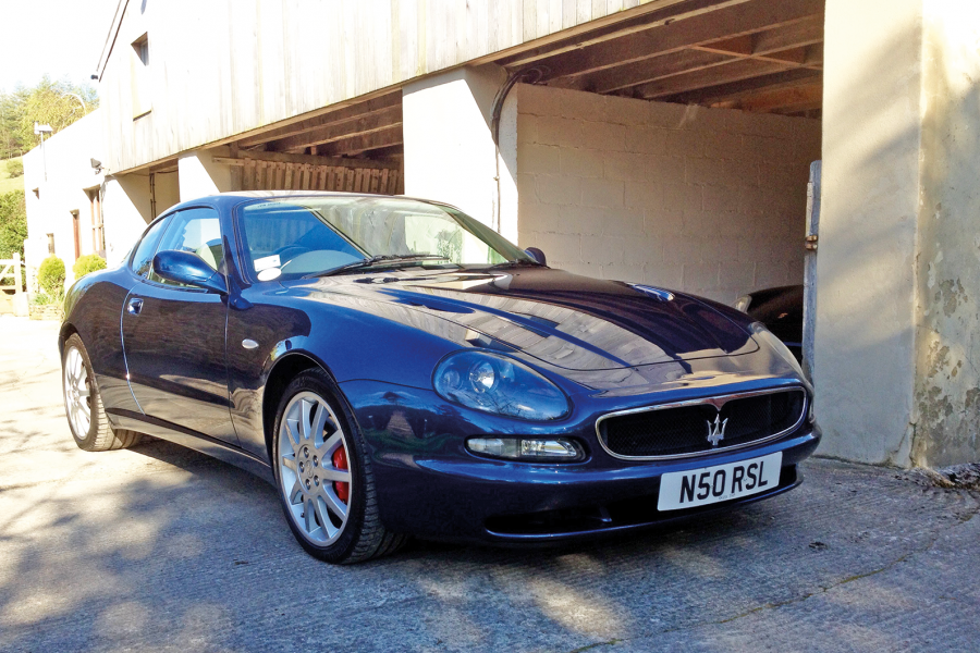 Classic & Sports Car – Your classic: Maserati 3200GT