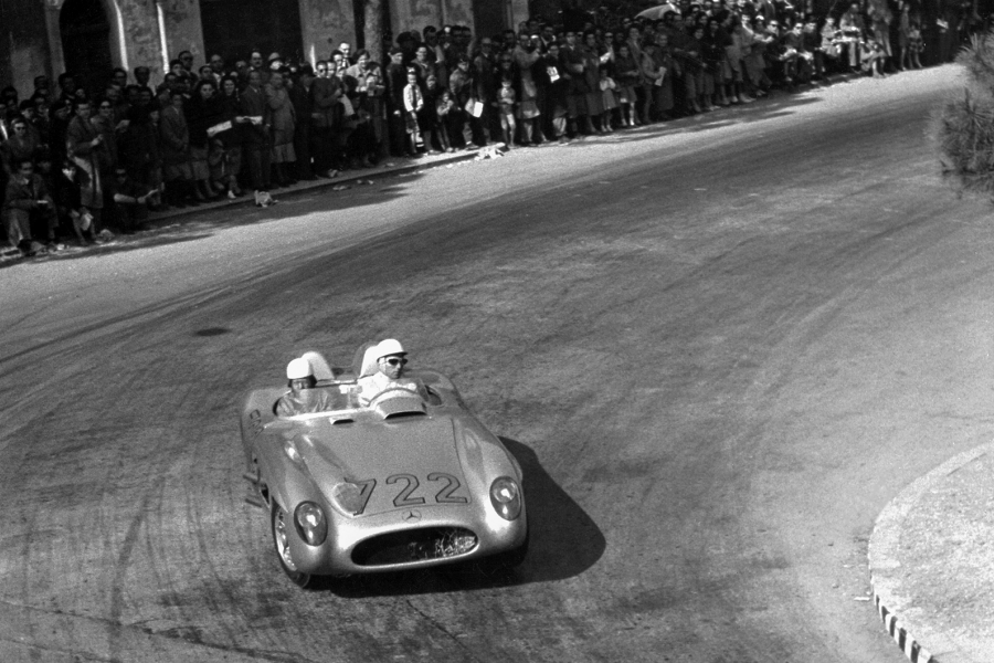Classic & Sports Car – Stirling Moss' Mercedes tops first Concours Virtual