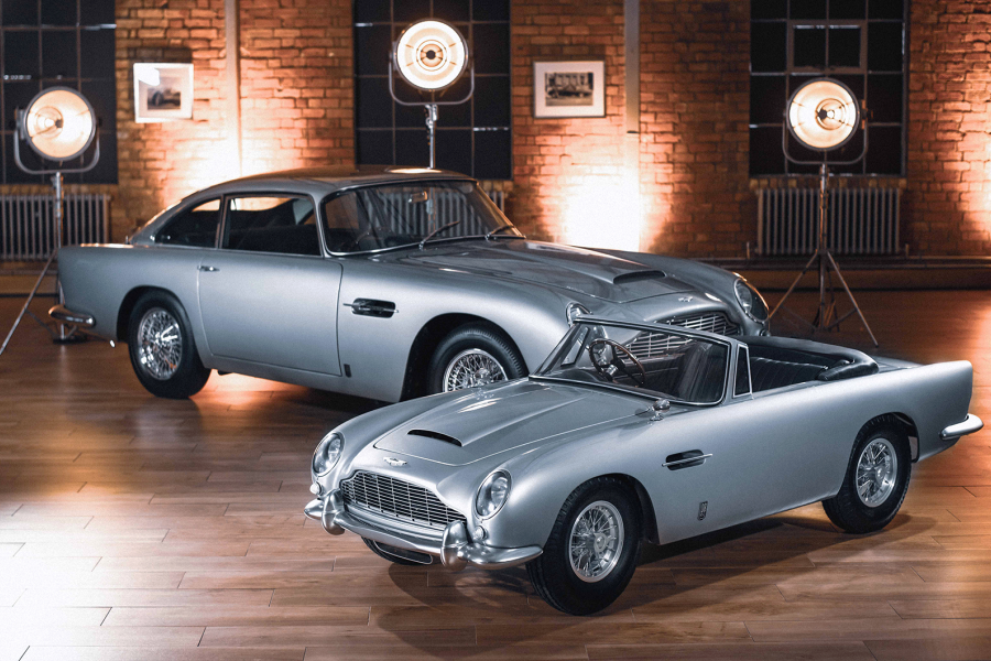 Classic & Sports Car – Aston Martin DB5 Junior revealed