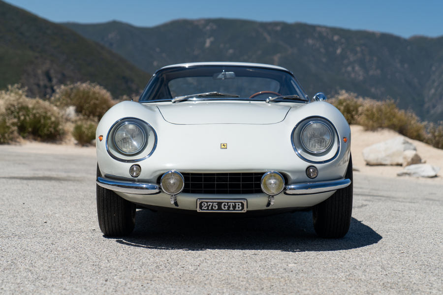 Classic & Sports Car – Ferrari 275GTB smashes online sales record for Gooding