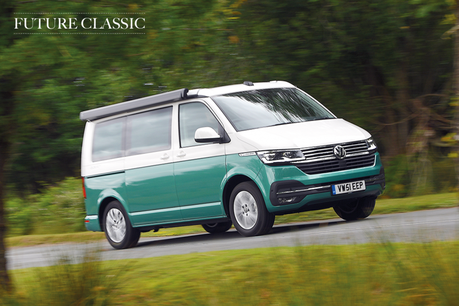 Classic & Sports Car – Future classic: Volkswagen California