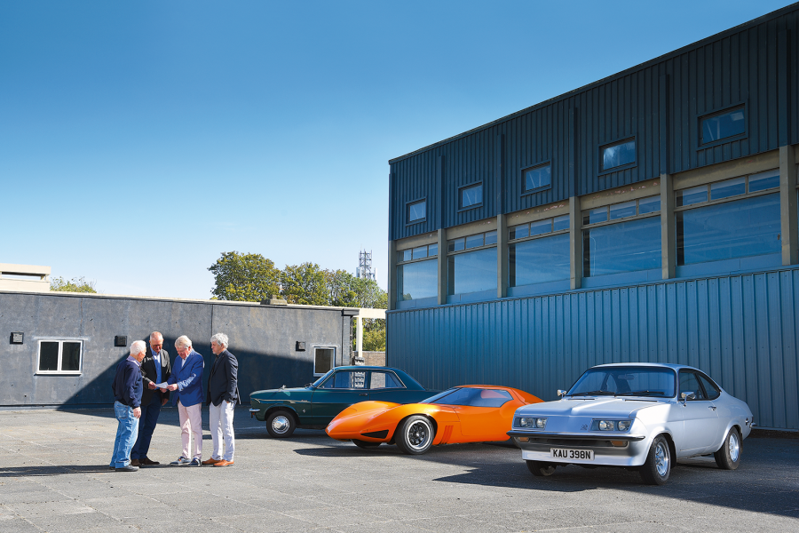 Classic & Sports Car – Inside Vauxhall's ideas factory