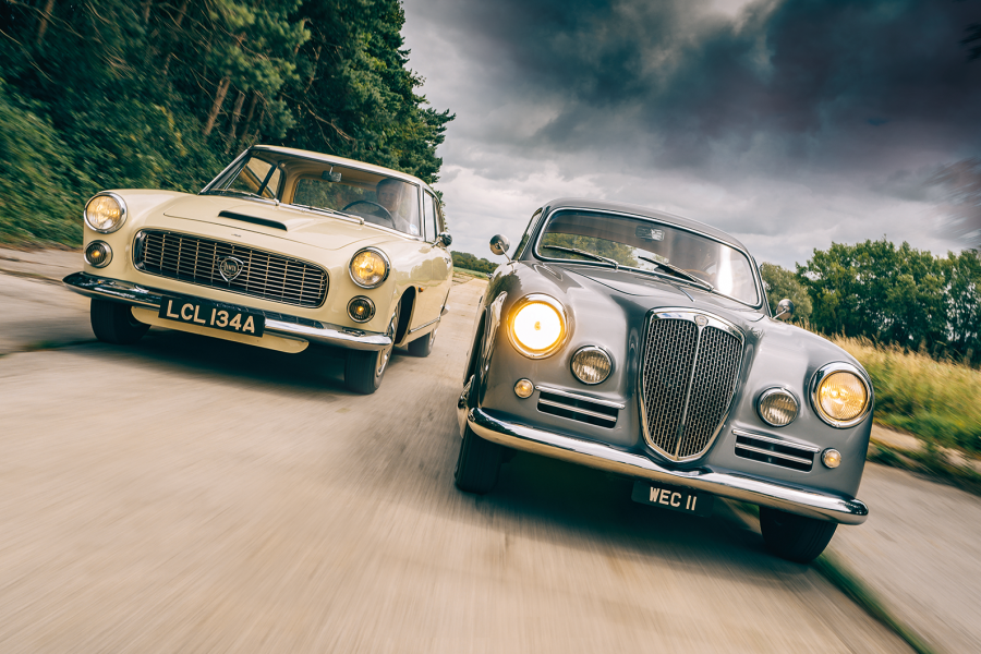 Classic & Sports Car – Troubled succession: Lancia Aurelia and Lancia Flaminia
