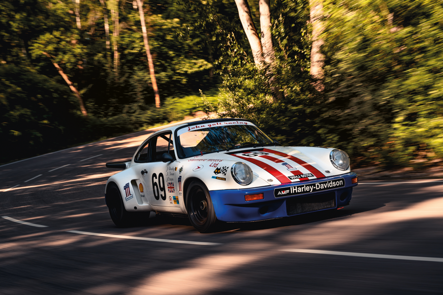 Classic & Sports Car – Saving the best for last: Porsche 911 3.0 RSR