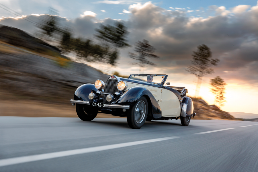 Classic & Sports Car – Bugatti Type 57 Stelvio: a peak in the range