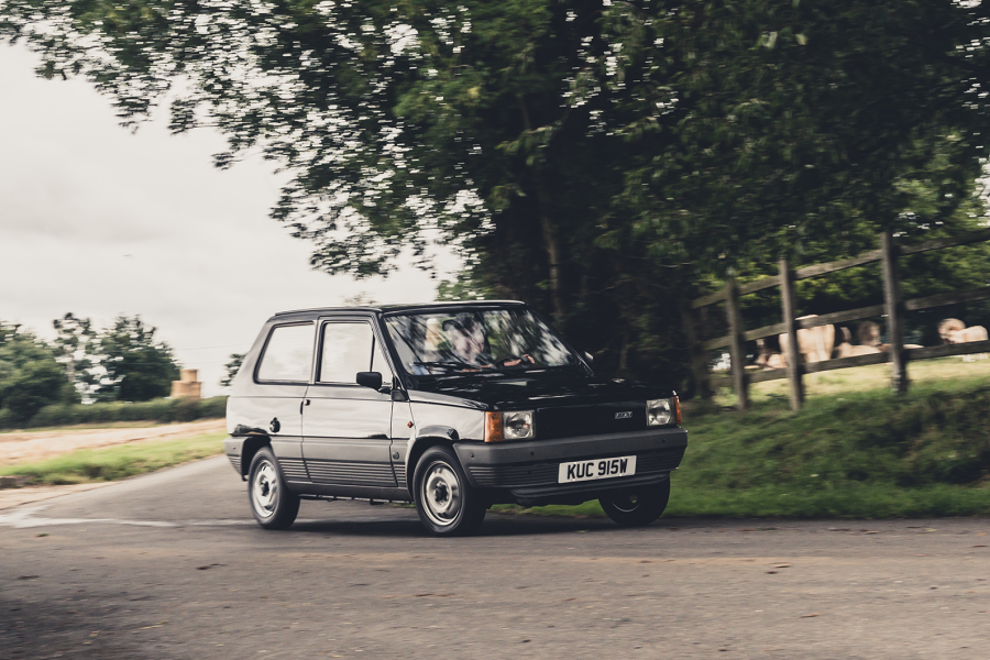 Classic & Sports Car – Square space: the Fiat Panda at 40