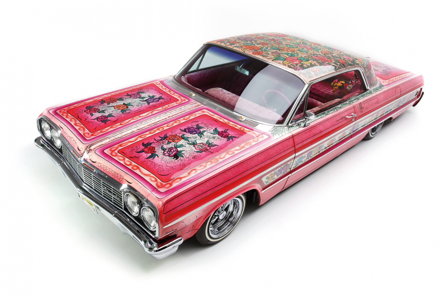 Classic & Sports Car – Gypsy Rose: queen of the lowriders