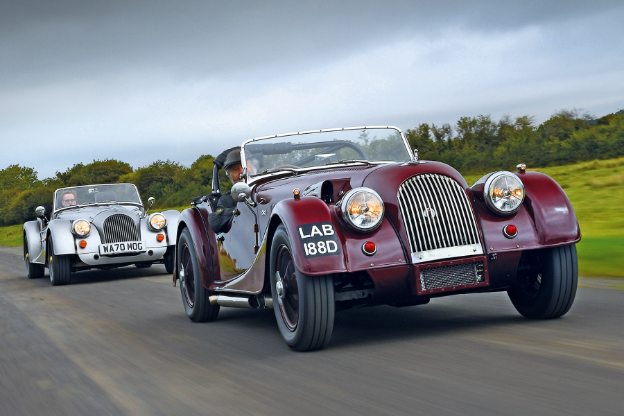 Classic & Sports Car – Seven decades of separation: the Morgan Plus 4 at 70