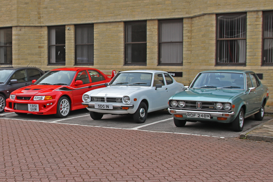 Classic & Sports Car – Mitsubishi UK heritage fleet in no-reserve sale