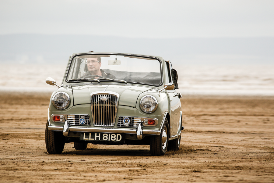 Classic & Sports Car – All souped up: Heinz's Wolseley Hornet