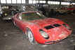 Classic & Sports Car – £493,000 Miura stars at French barn-find sale