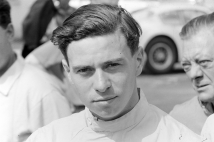 You can follow in F1 hero Jim Clark's wheeltracks