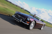 Classic & Sports Car – The Daimler Dart that never was – and the earliest SP250