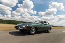 Classic & Sports Car – Ex-works Jaguar E-type set for London sale