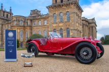 Classic & Sports Car – Nuvolari's Alfa Romeo is Salon Privé's Best of Show