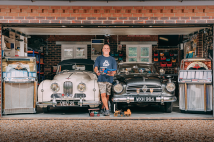 Classic & Sports Car – Also in my garage: classic cars and retro jukeboxes
