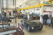 Classic & Sports Car – The specialist: Allard Sportscars