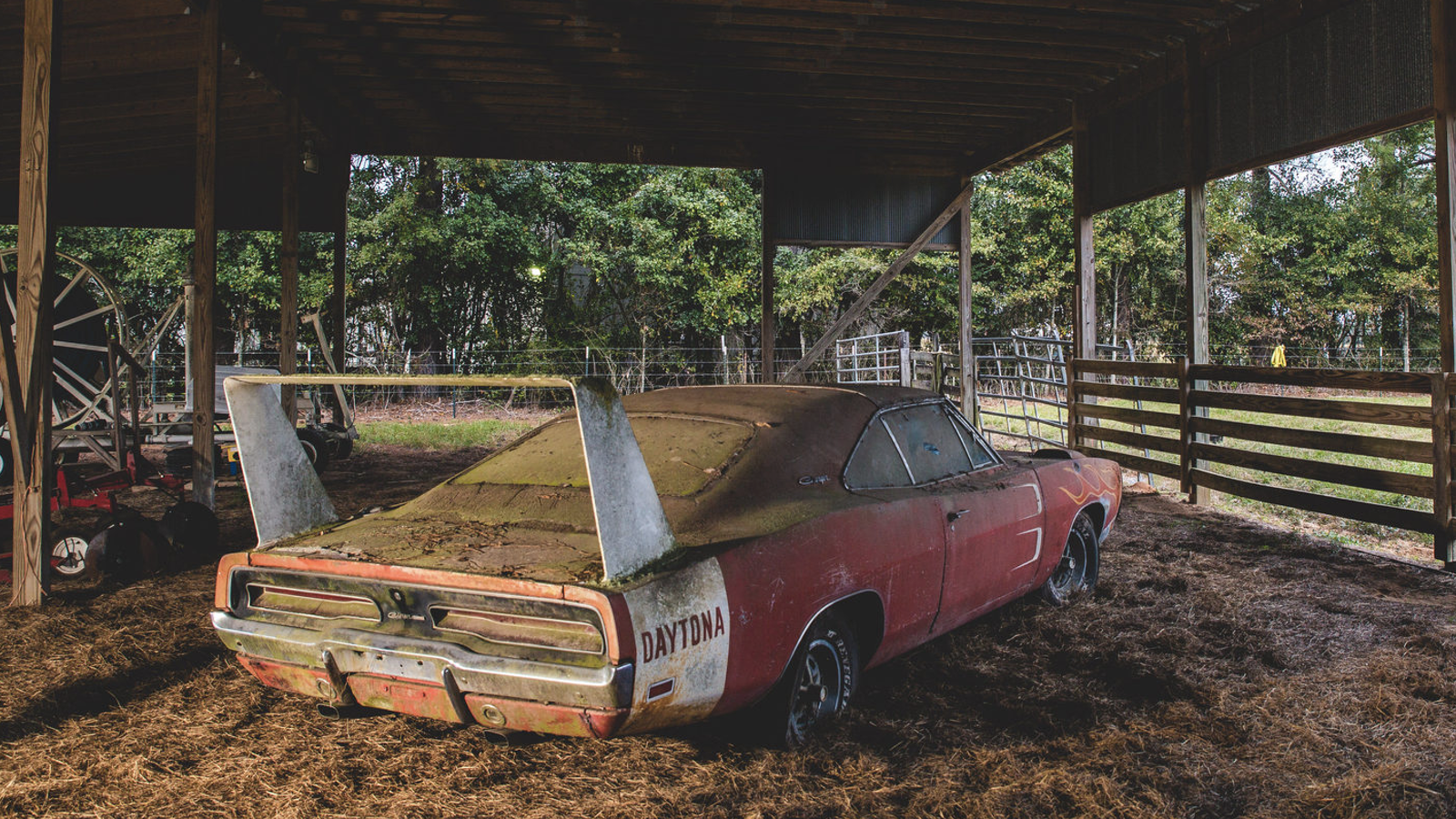 The 30 Greatest Barn Finds Of All Time Classic Amp Sports Car