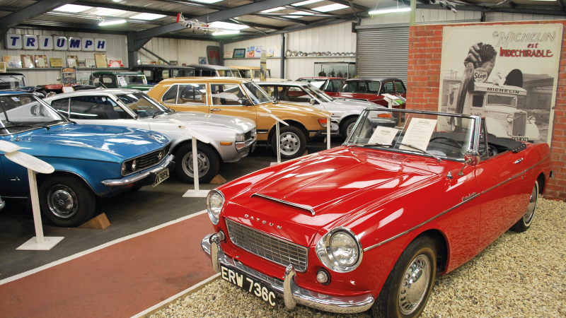 The problem with collecting cars – and how to do it right