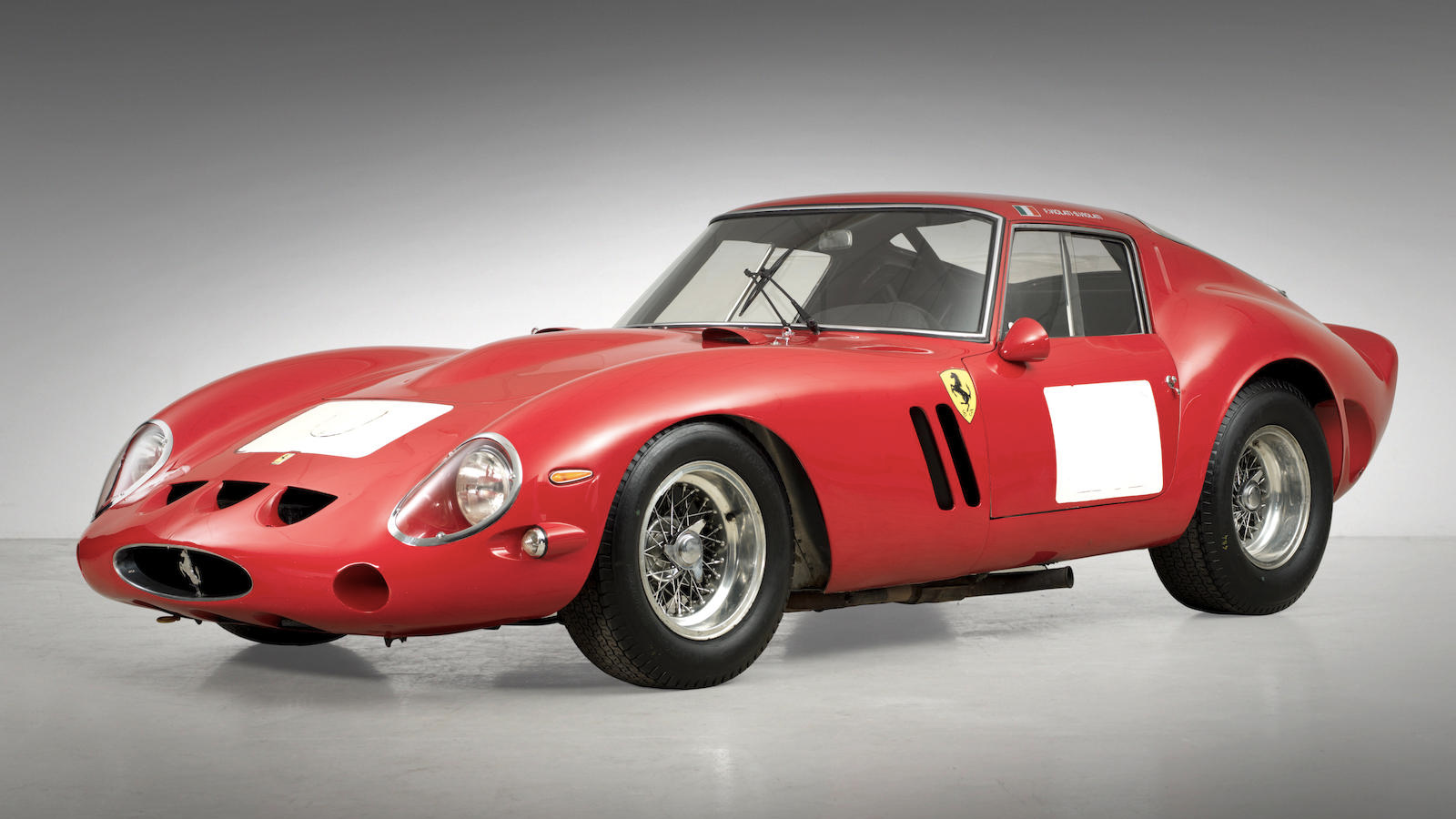50 most expensive cars ever sold at auction