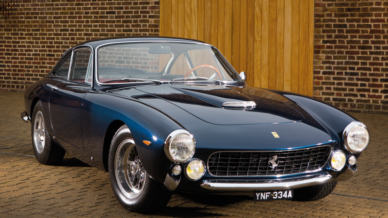 Car designers pick the most beautiful classics ever
