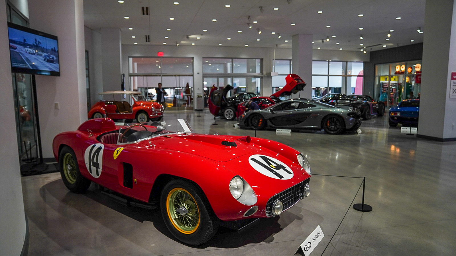 The 50 most expensive cars ever sold at auction