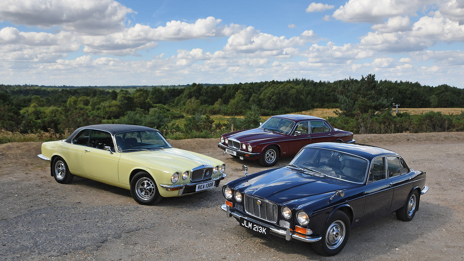 Is the Jaguar XJ6 the greatest saloon of all time?