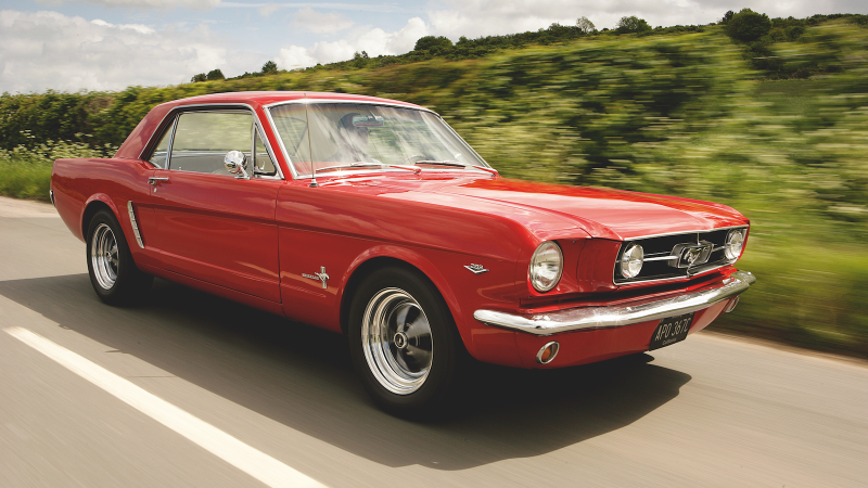 How to buy a first-gen Ford Mustang