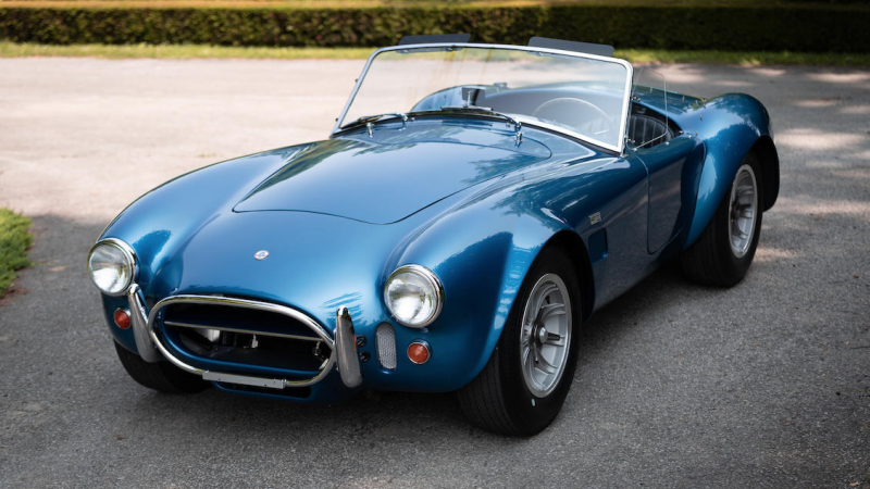 Monterey auctions 2019
