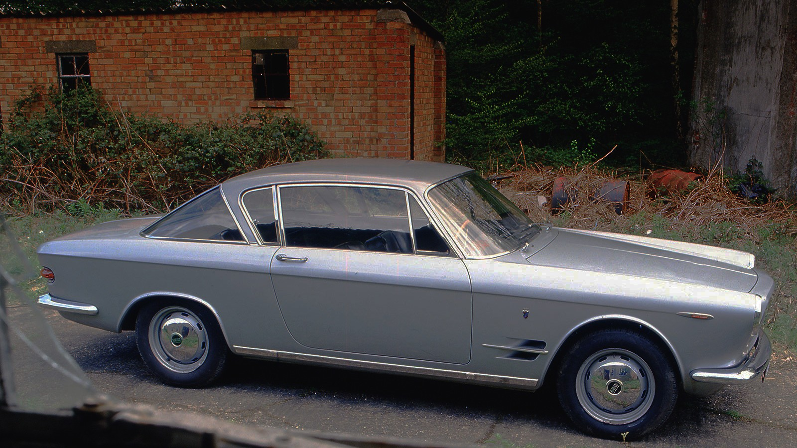 Fiat 2300S - continued