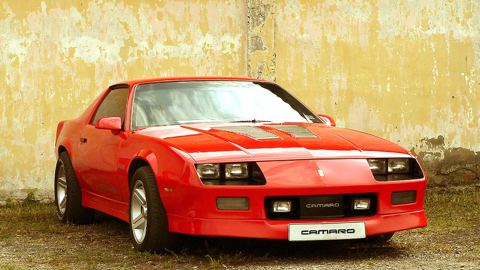 20 Cars That Prove American Muscle Wasn U2019t Dead In The 1980s